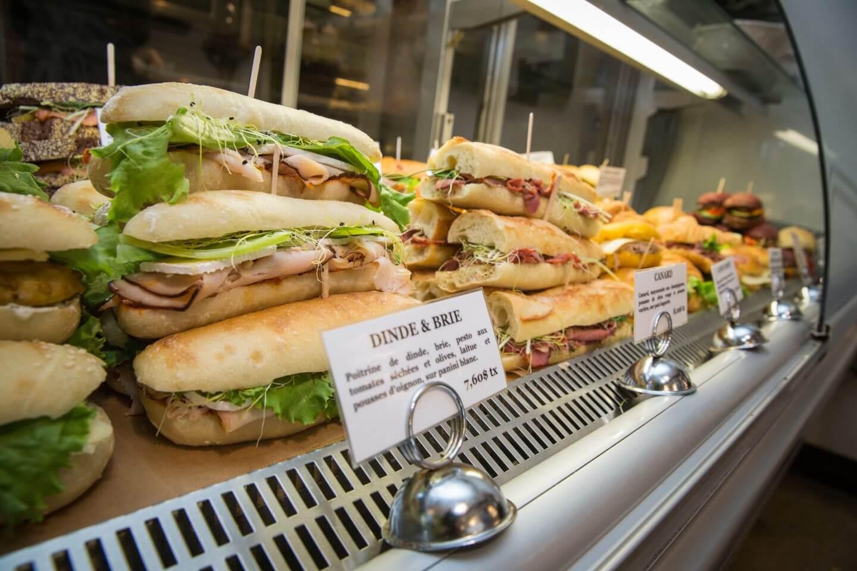 Arhoma Boutique Sandwiches